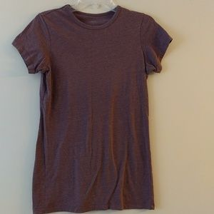 5 for $25 sale Long fitted rust colored tshirt